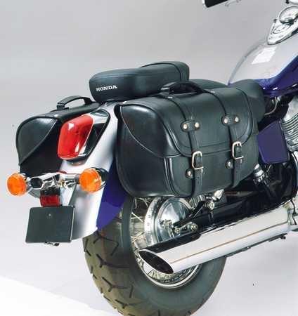 Боковые сумки на мотоцикл